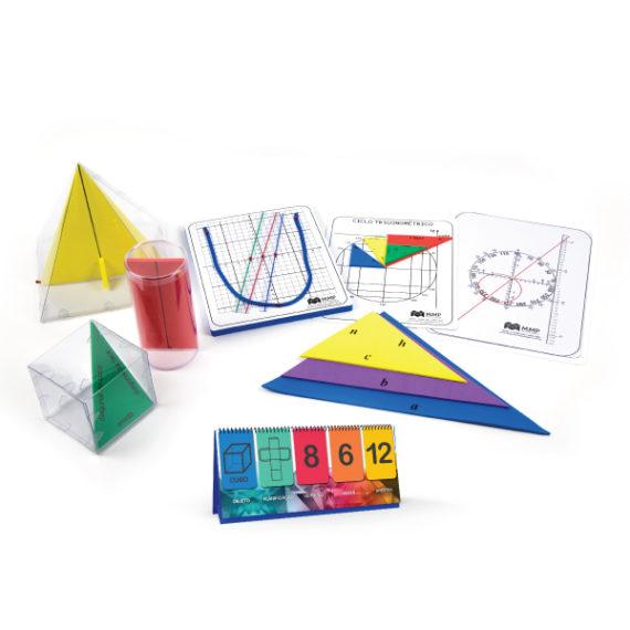 Laboratório de Matemática do Ensino Médio
