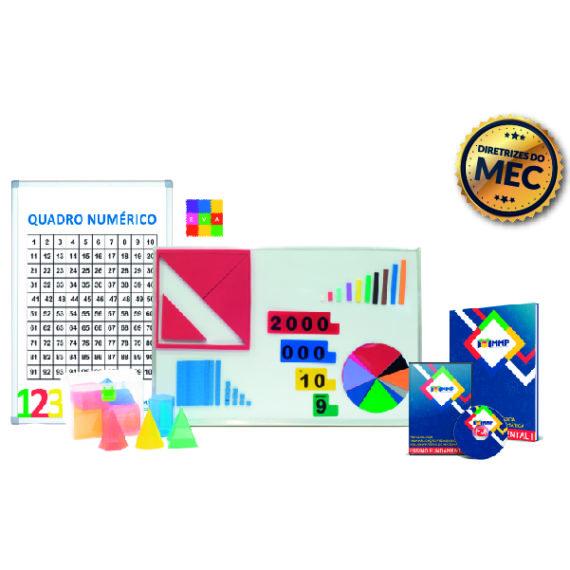 Laboratório de Matemática do Ensino Fundamental I (1º à 5º ano)