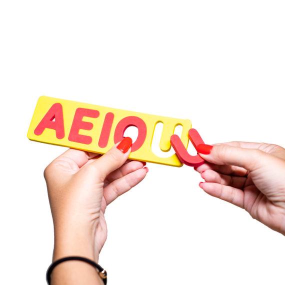 A002 - Alfabeto Móvel Eva 1