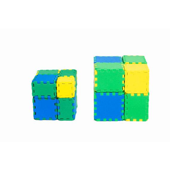 A014 - Cubo da Soma - (a + b)3 - Aluno 1