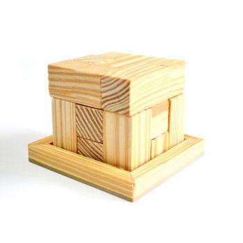 A015 - Cubo Soma - Quebra-cabeça 1