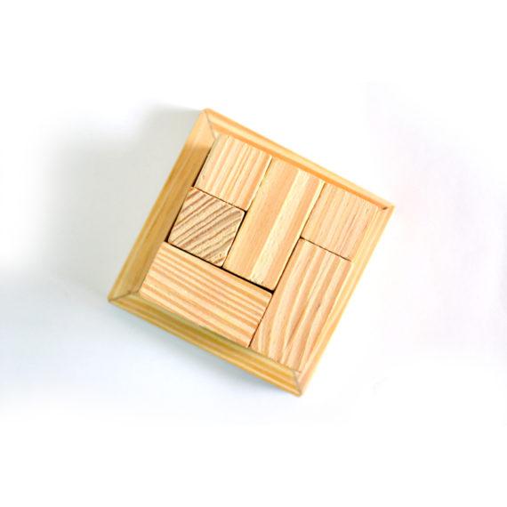 A015 - Cubo Soma - Quebra-cabeça 2