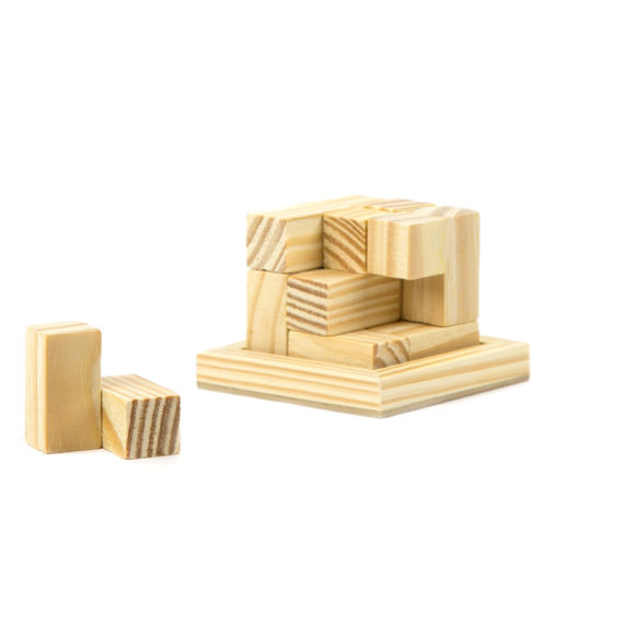 A015 - Cubo Soma - Quebra-cabeça 3