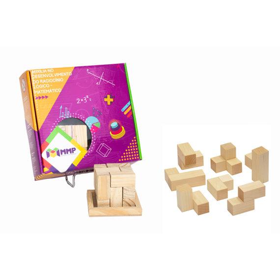 A015 - Cubo Soma - Quebra-cabeça 4