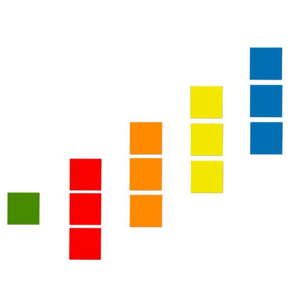A020 - Fichas Coloridas - Aluno 2