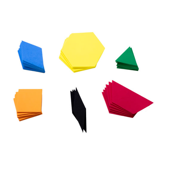 A029-A - Frações no Hexágono 2