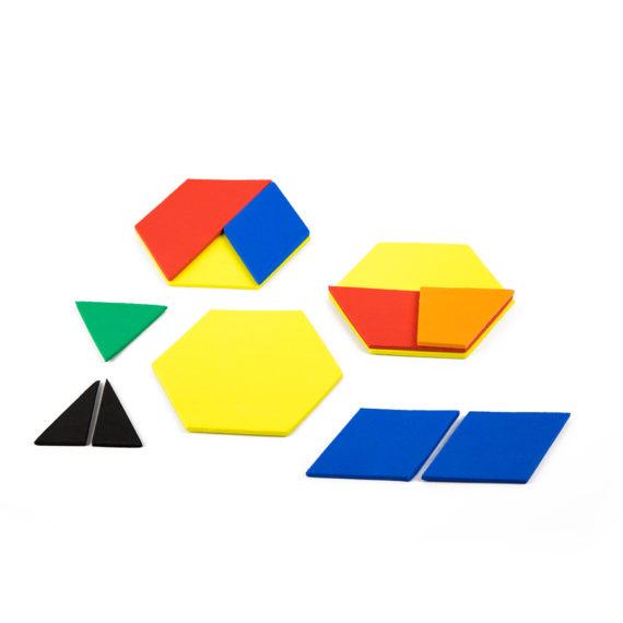 A029-A - Frações no Hexágono 3