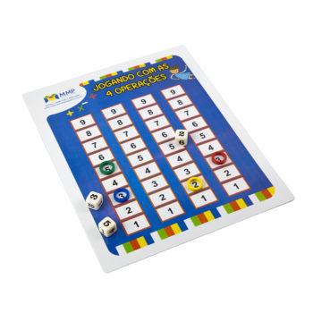 A036 - Jogando com as 4 Operações 1