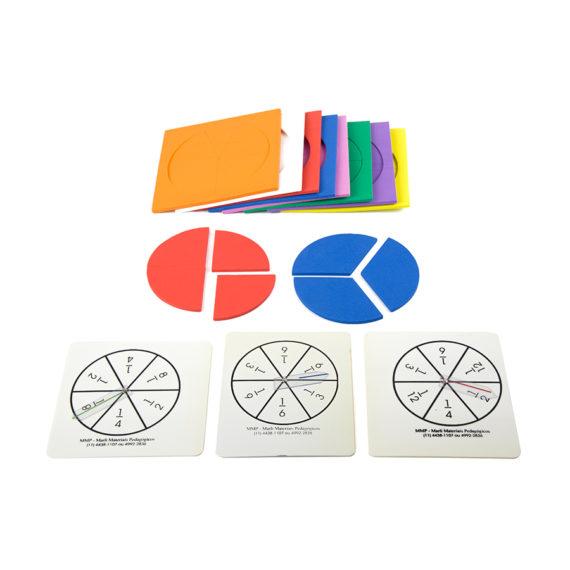 A037 - Jogando com as Frações Circulares 1