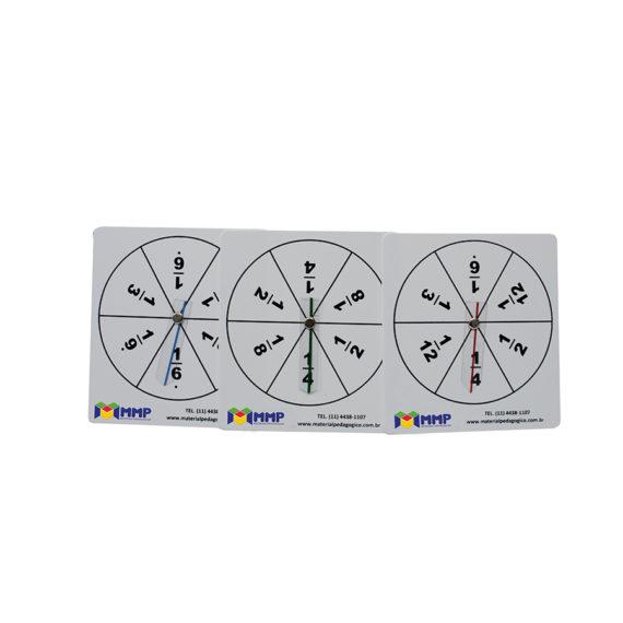 A037 - Jogando com as Frações Circulares 2