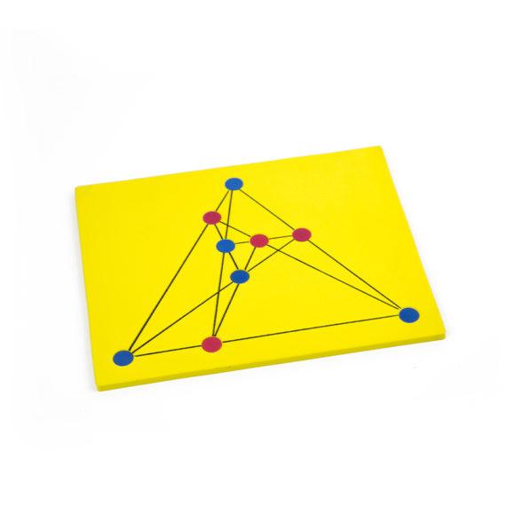 A045 - Jogo da Velha Triangular 1