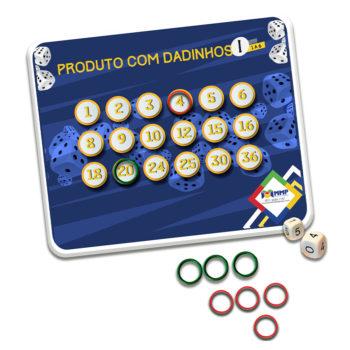A054 - Jogo Produto com Dadinhos I