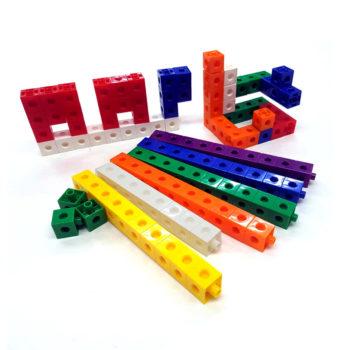 A067-A - Cubos de encaixe (Linked Cubes) 1