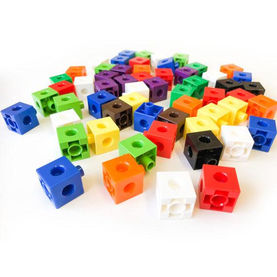 A067-A - Cubos de encaixe (Linked Cubes) 3