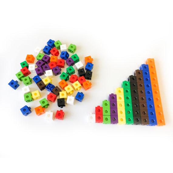A067-A - Cubos de encaixe (Linked Cubes) 5