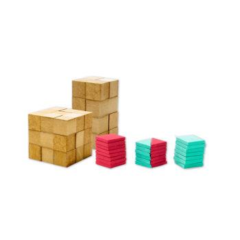 A067 - Kit Áreas e Volumes 1