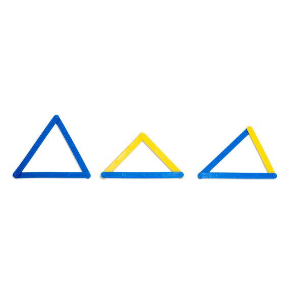 A071-B - Kit Geometria Geoclick 4
