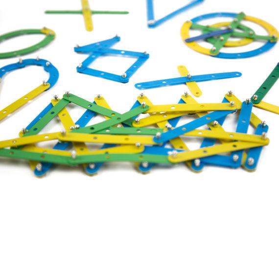 A071 - Kit Geometria Plana 2