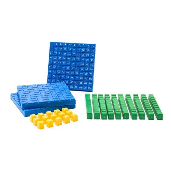 A078 - Material Dourado – plástico encaixável CLICK (50U 24D 3C) 1