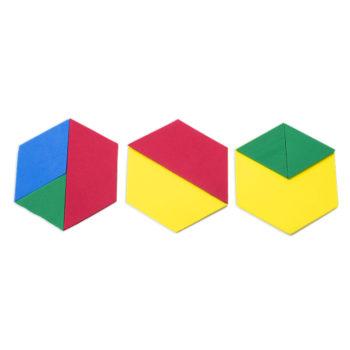A083-A - Mosaicos Matemáticos 3D 1