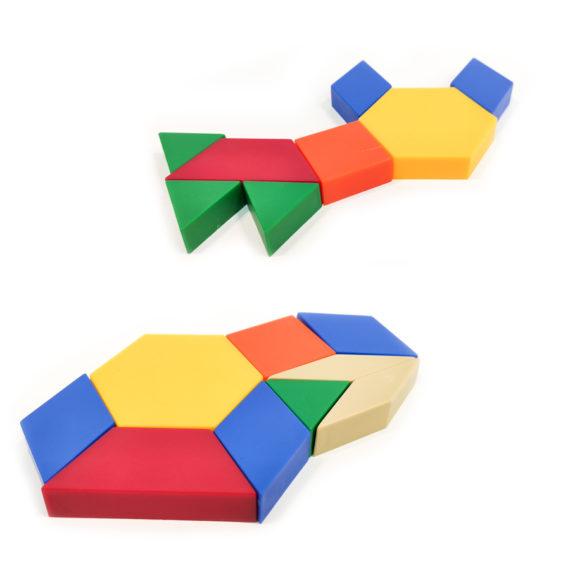 Mosaicos Matemáticos 3D