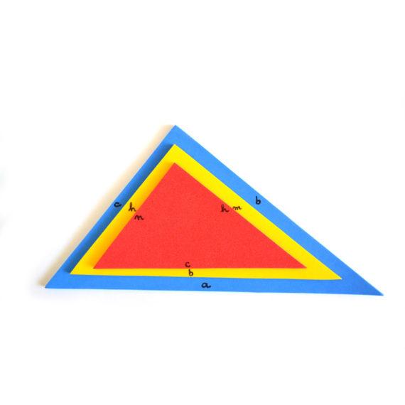 A096 - Relações Métricas nos Triângulos Retângulos - EVA 1