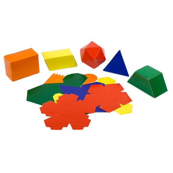 A099 - Sólidos Geométricos Planificados 1
