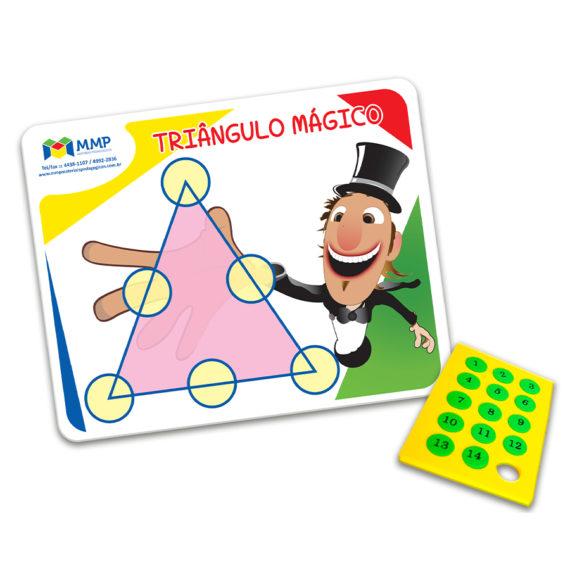 A115 - Jogo Triângulo Mágico 1