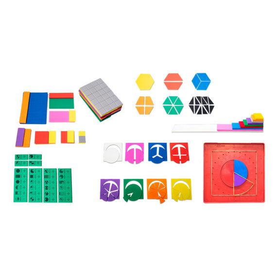 KEF - Kit Ensino de Frações