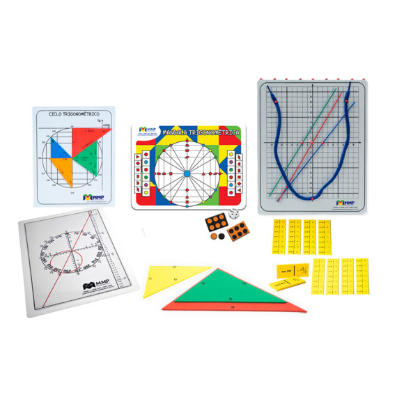 KMT - Kit Manipulando a Trigonometria