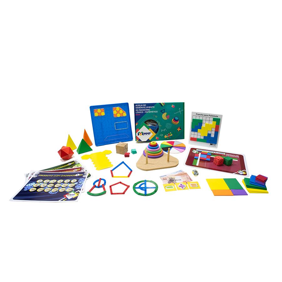 Kit Laboratório - Ensino Fundamental II - aluno