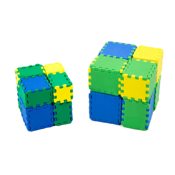 P014 - Cubo da Soma - (a + b)3 - Professor 1