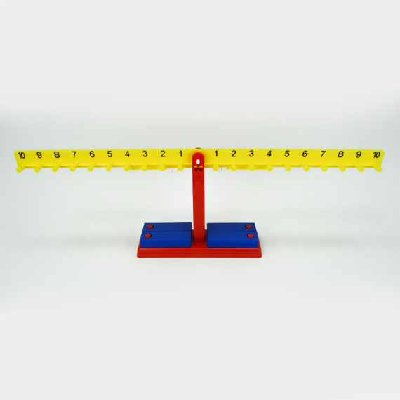 P118 - Balança Numérica Professor 1