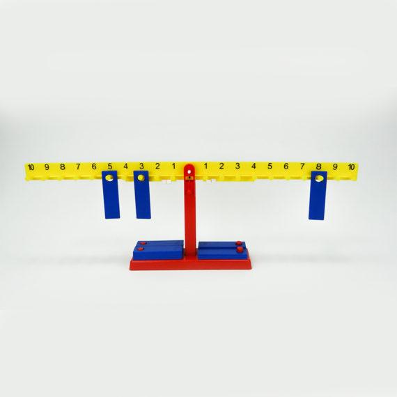 P118 - Balança Numérica Professor 2