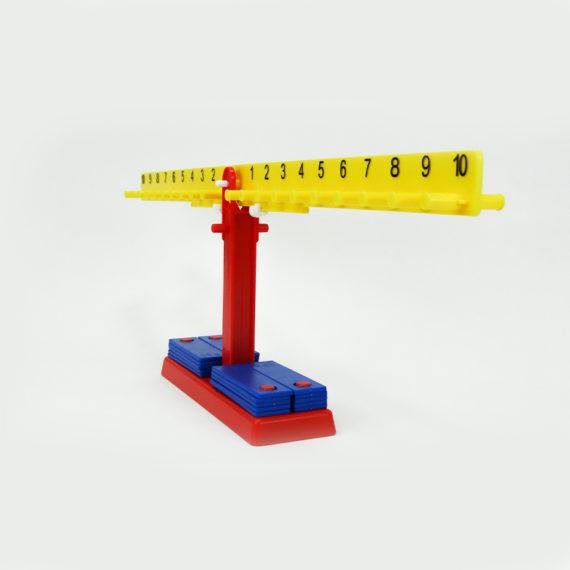 P118 - Balança Numérica Professor 4
