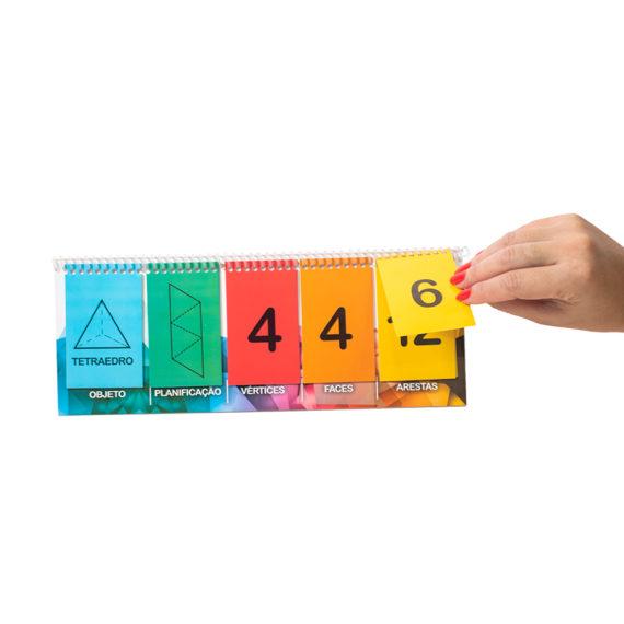 P127 - Calendário de Propriedades dos Sólidos Geométricos 1