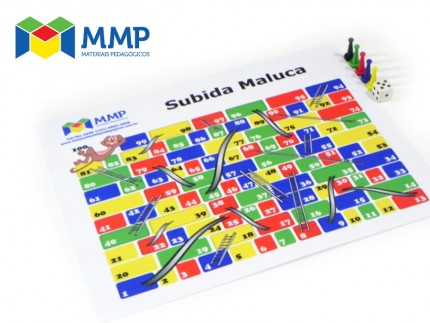 Jogo Subida Maluca - (EI-EFI)
