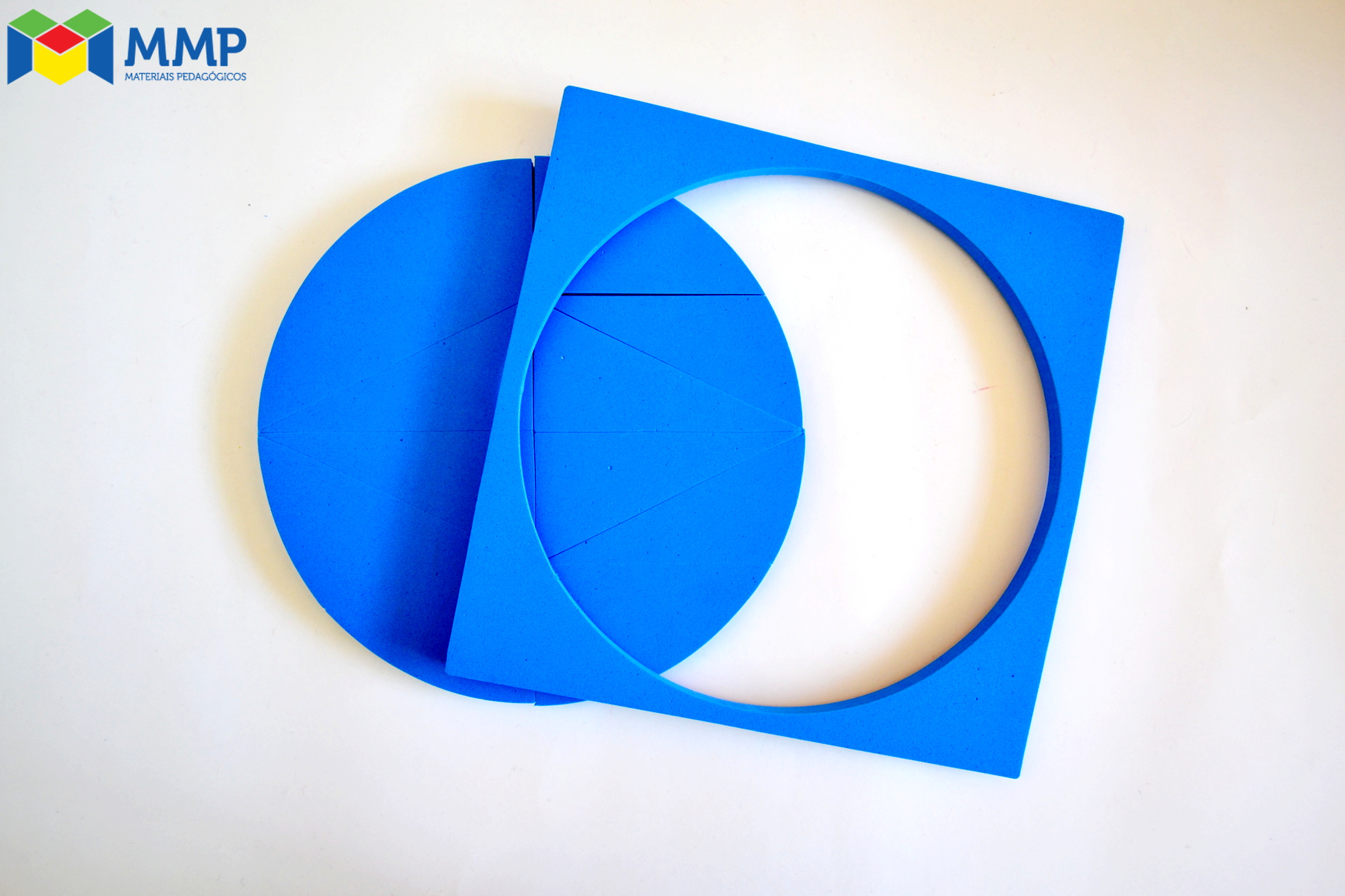 Tangram Circular - (Todos)