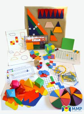 Imagem do laboratório de matematica