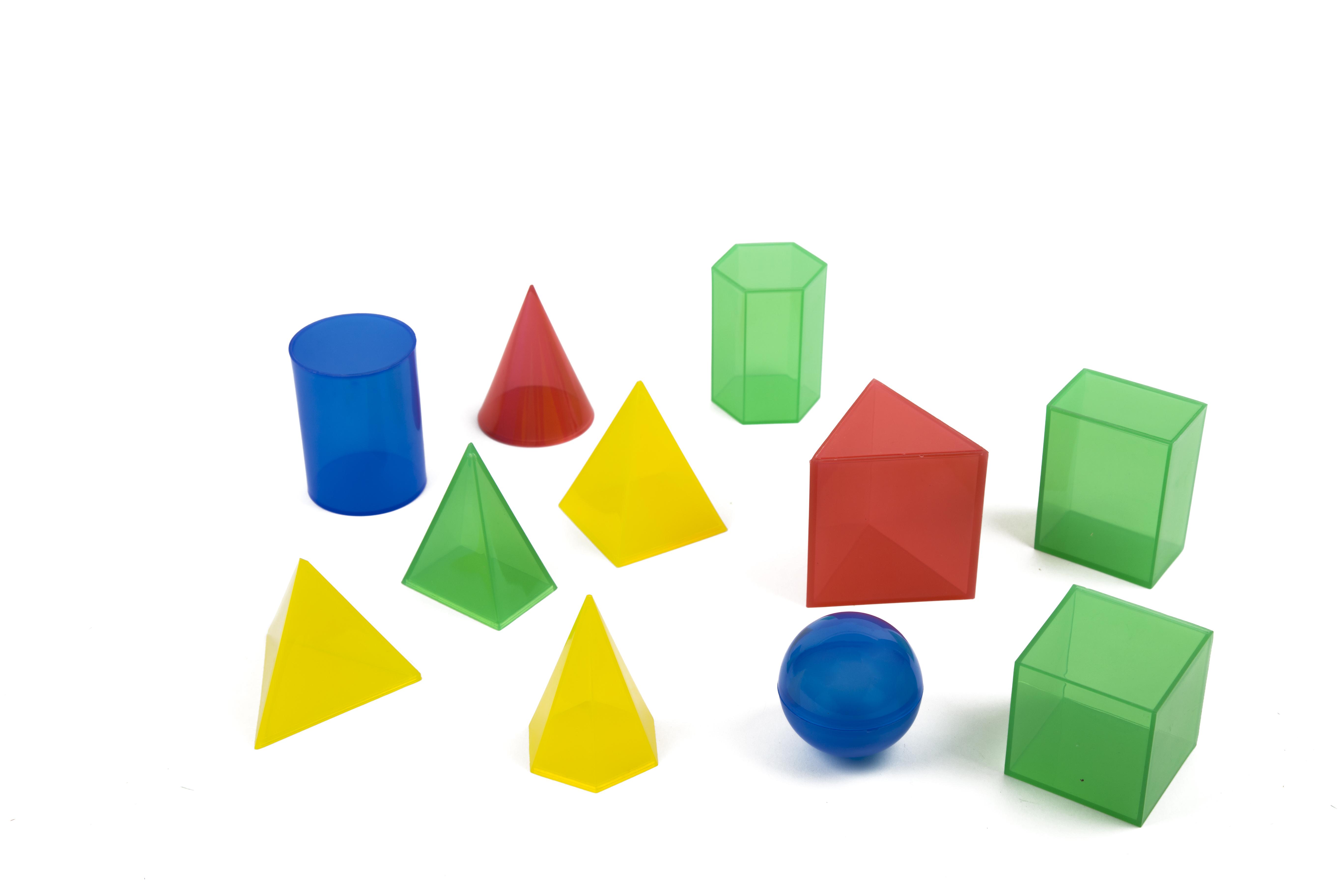 Sólidos em Plástico