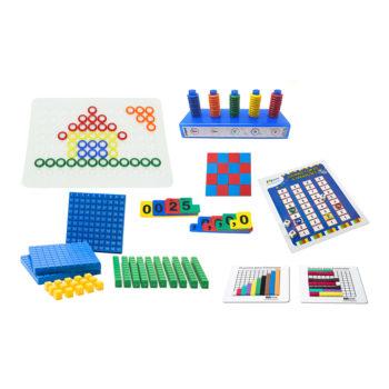 Kit Quatro Operações Matemáticas