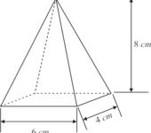 Pirâmide de base retangular